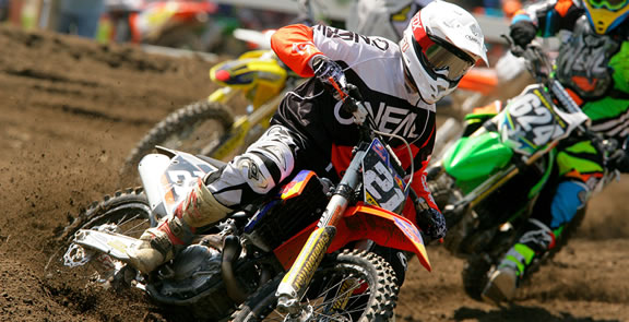 Quote Sports Insurance - Motocross Injury Cover